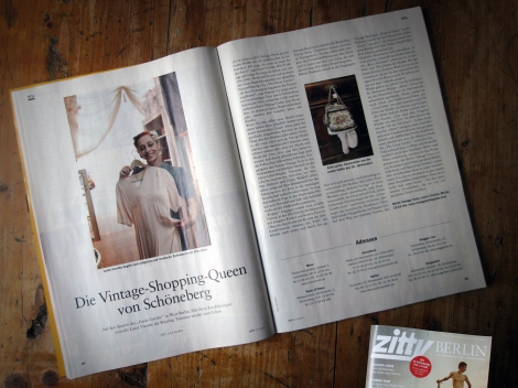 Zitty Berlin - Issue 12/2013 (30 May till 12 June)