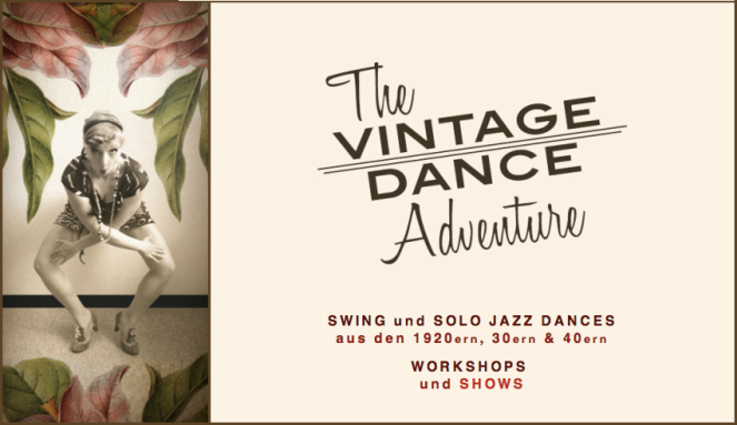 The Vintage Dance Adventure