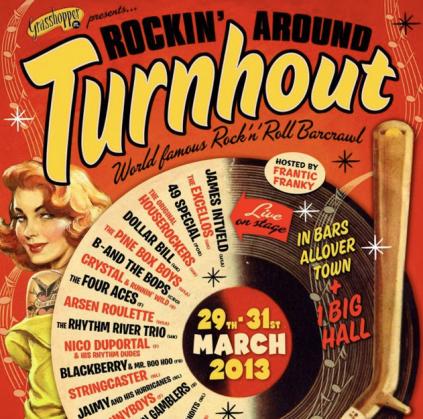 Rockin' Around Turnhout