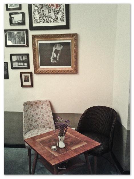 60's Tea Corner