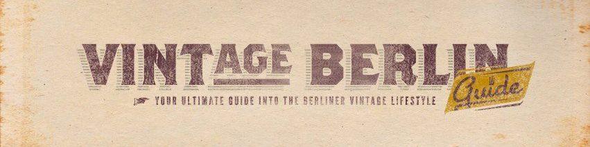 Vintage Berlin Guide